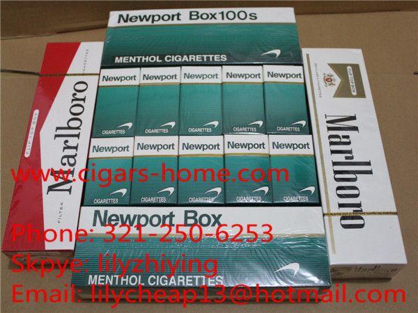 Buy Salem cigarettes stores USA