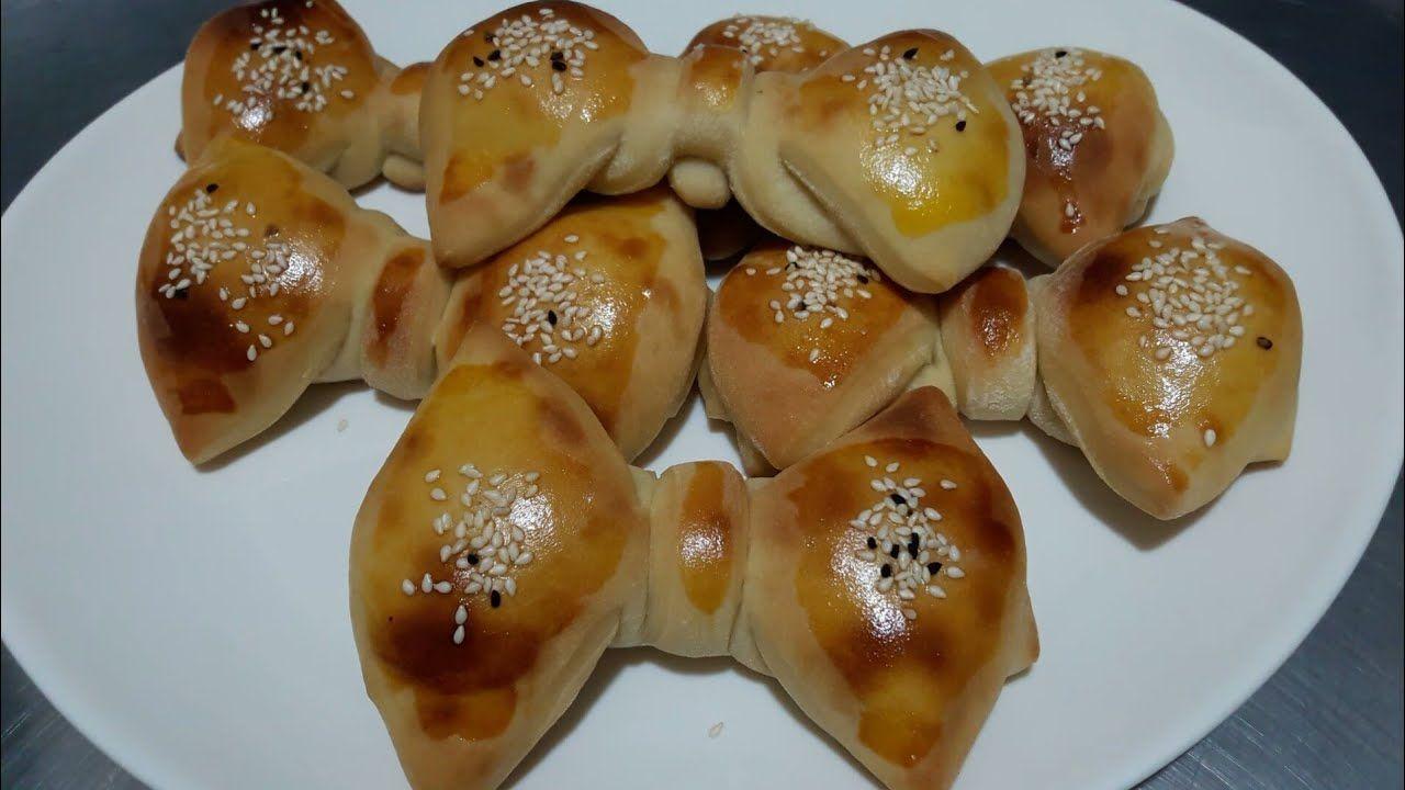 أحلا تشكيل الفطائر رووووووعة Food Pretzel Bites Bread
