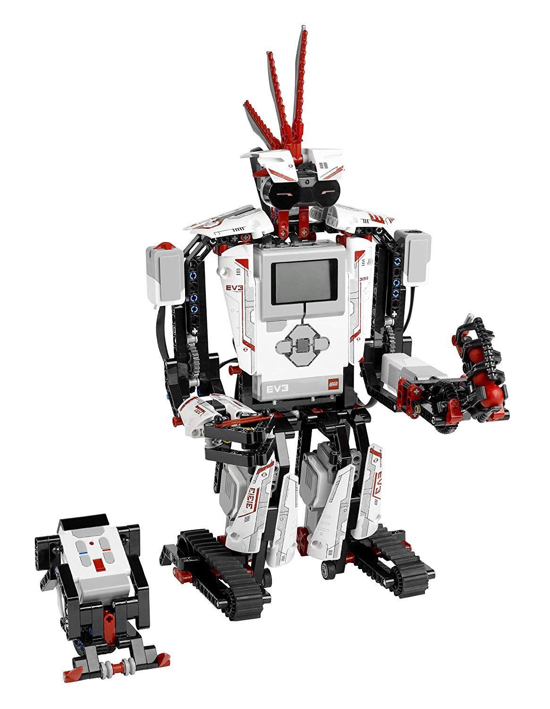 Roboter Bauen Und Programmieren Die Gehen Sprechen Und Denken