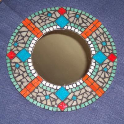 espejo redondo espejo vitrias