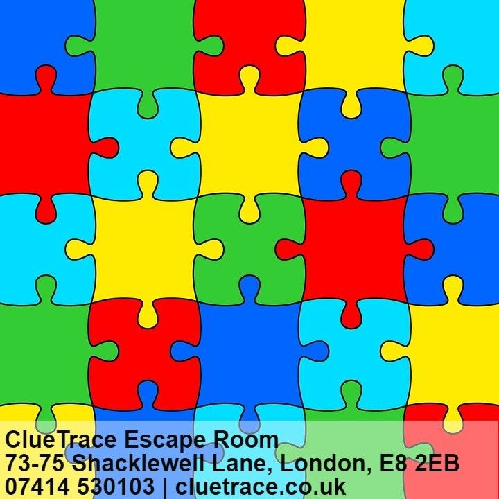 Face puzzles, challenges & mysteries you've never seen before at Cluetrace Escape Room #London  http://wu.to/BXG4zn  #business