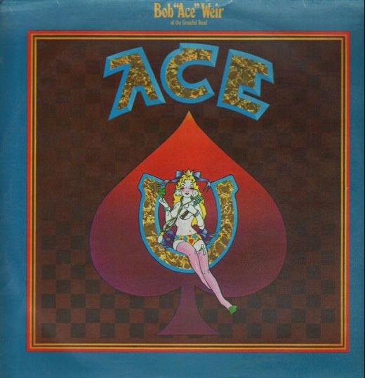 Bob Weir Quot Ace Quot Warner Brothers Records Bs 2627 12 Quot Lp