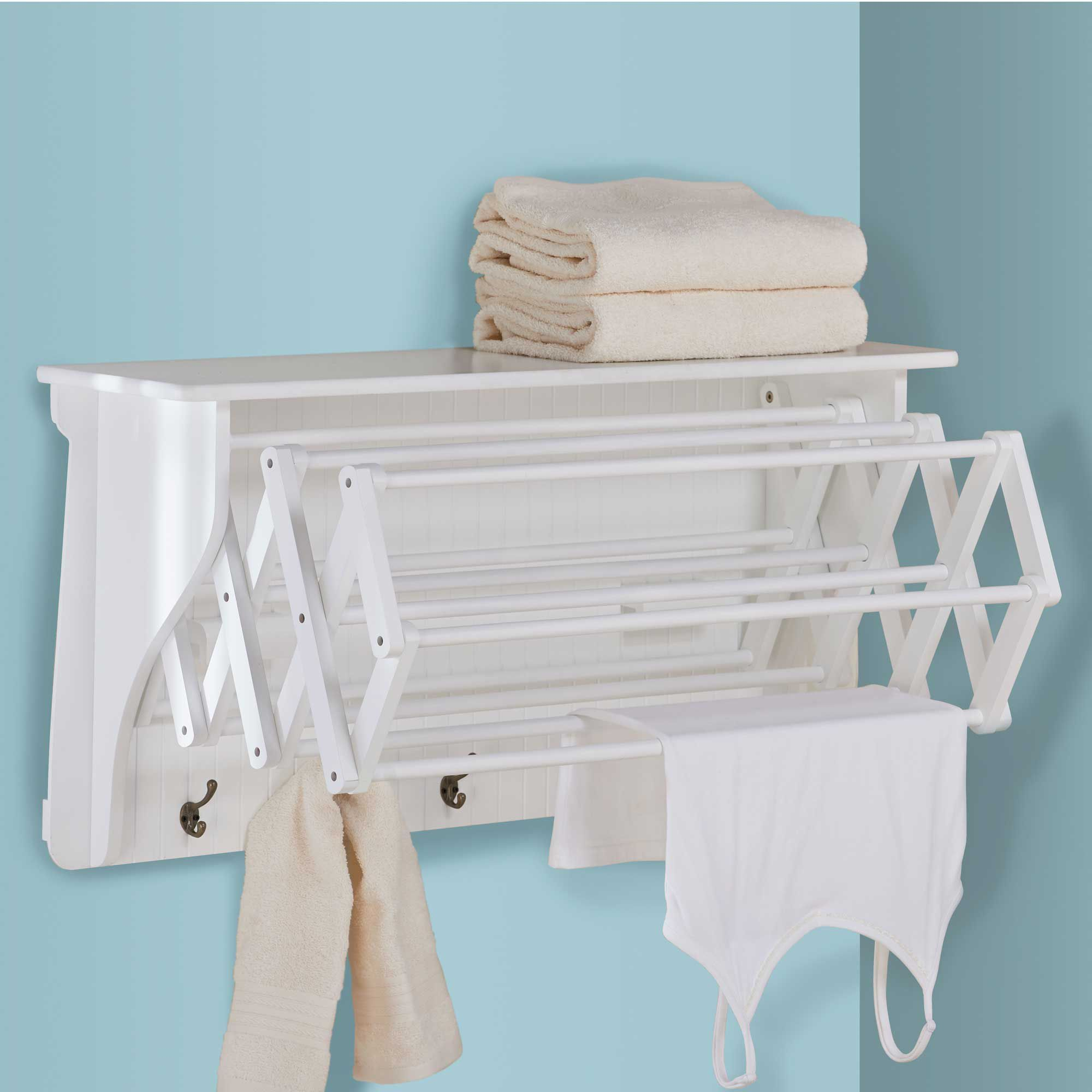 Accordion Drying Rack - Improvements