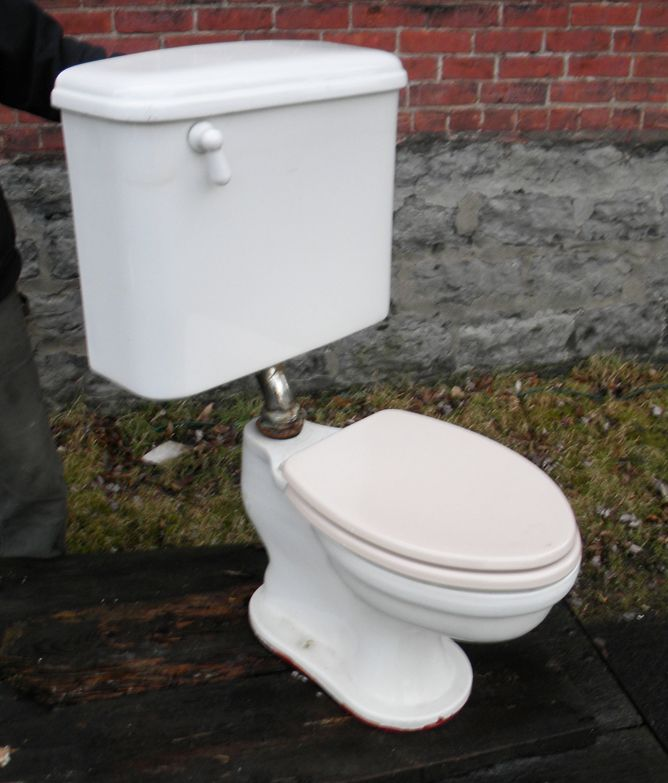 Antique Toilets, Urinals, and Parts | breakfast ideas | Pinterest ...