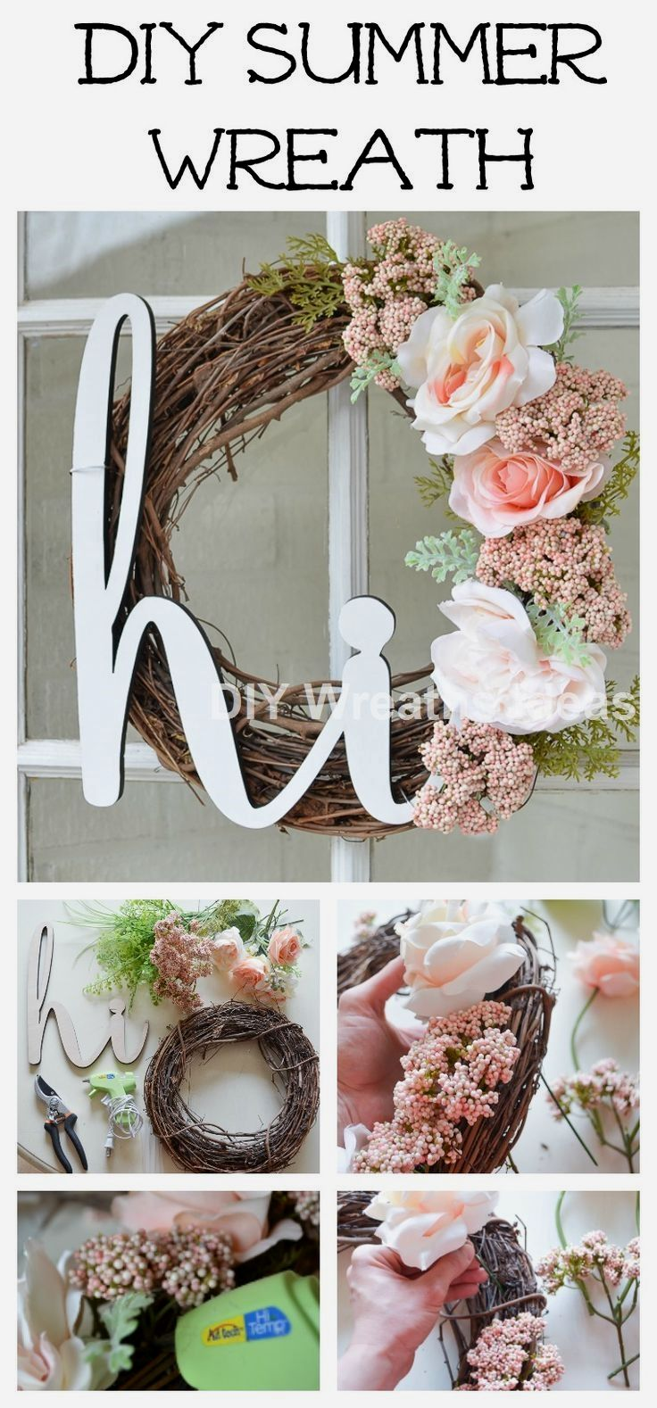 Photo of How To Make a Easy DIY Wreath