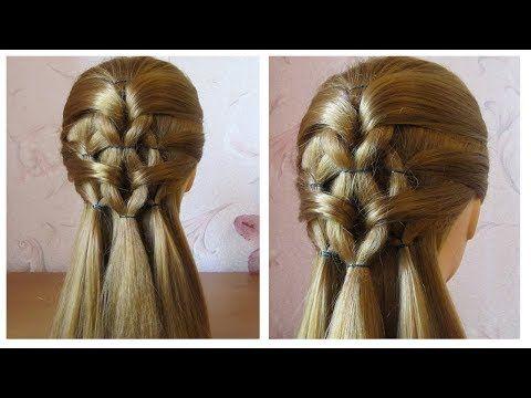 Coiffure pour l'école / collège Tuto coiffure facile à