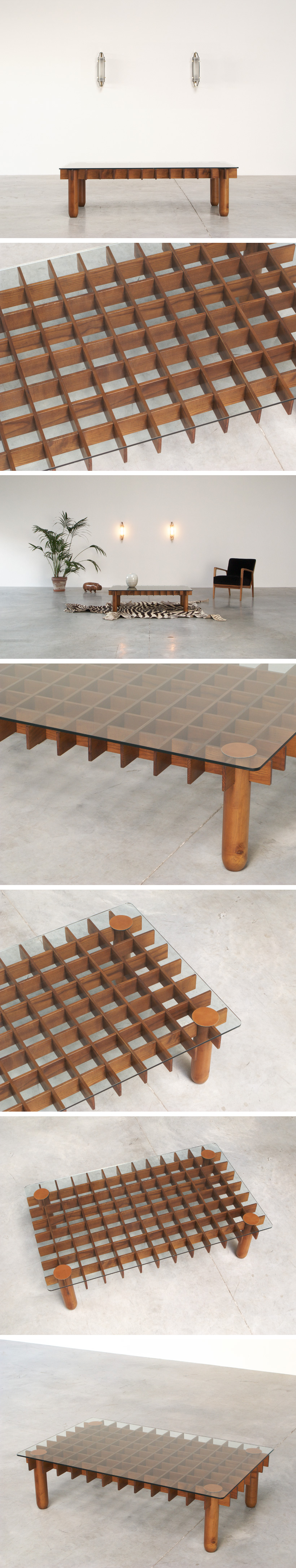 Gianfranco Frattini Kyoto Coffee Table