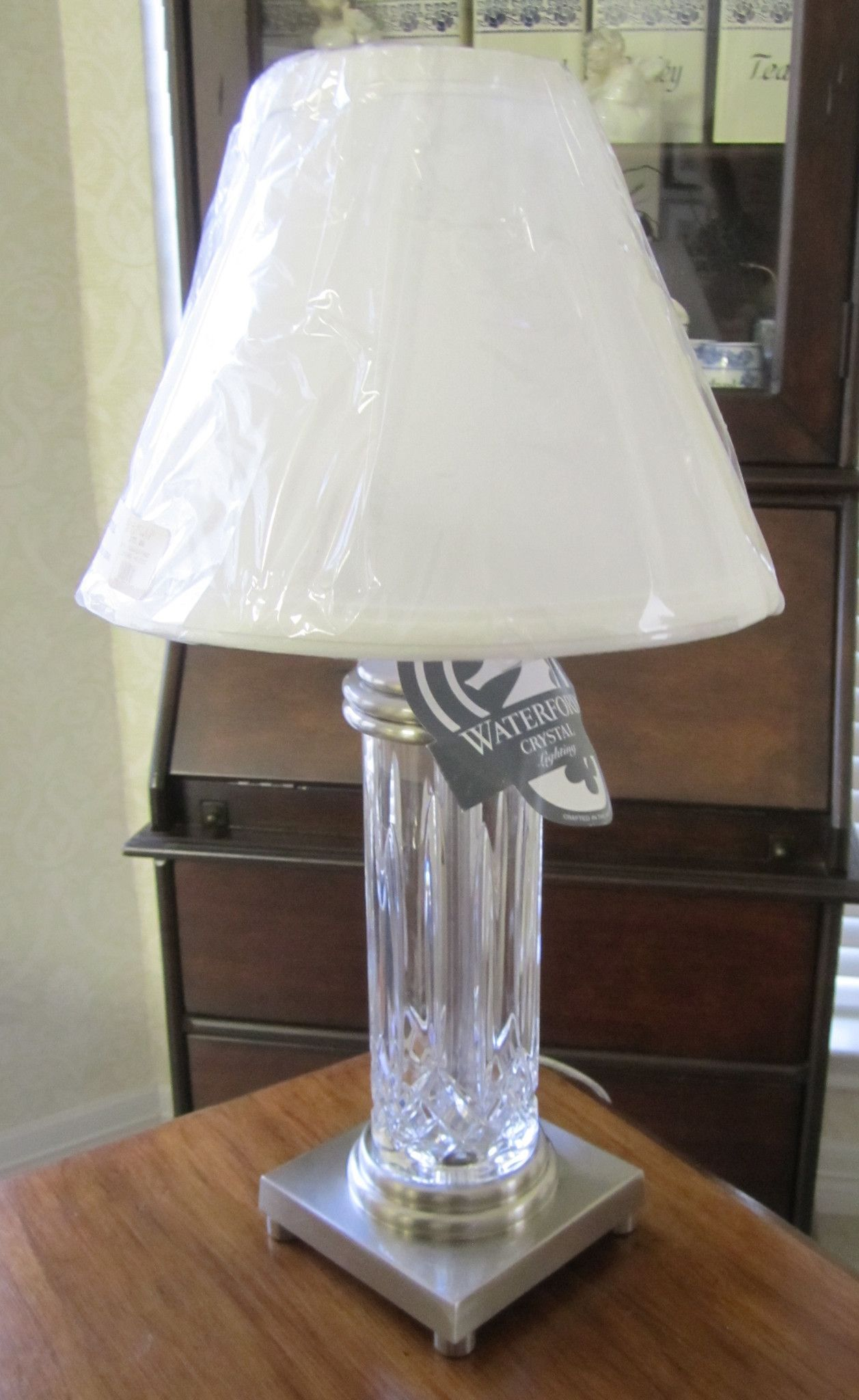 lamps lamp room home fresh design new cool under improvement waterford crystal best decor interior on modern