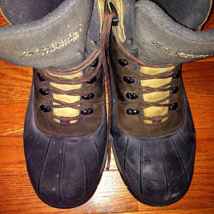 5. Snow boots