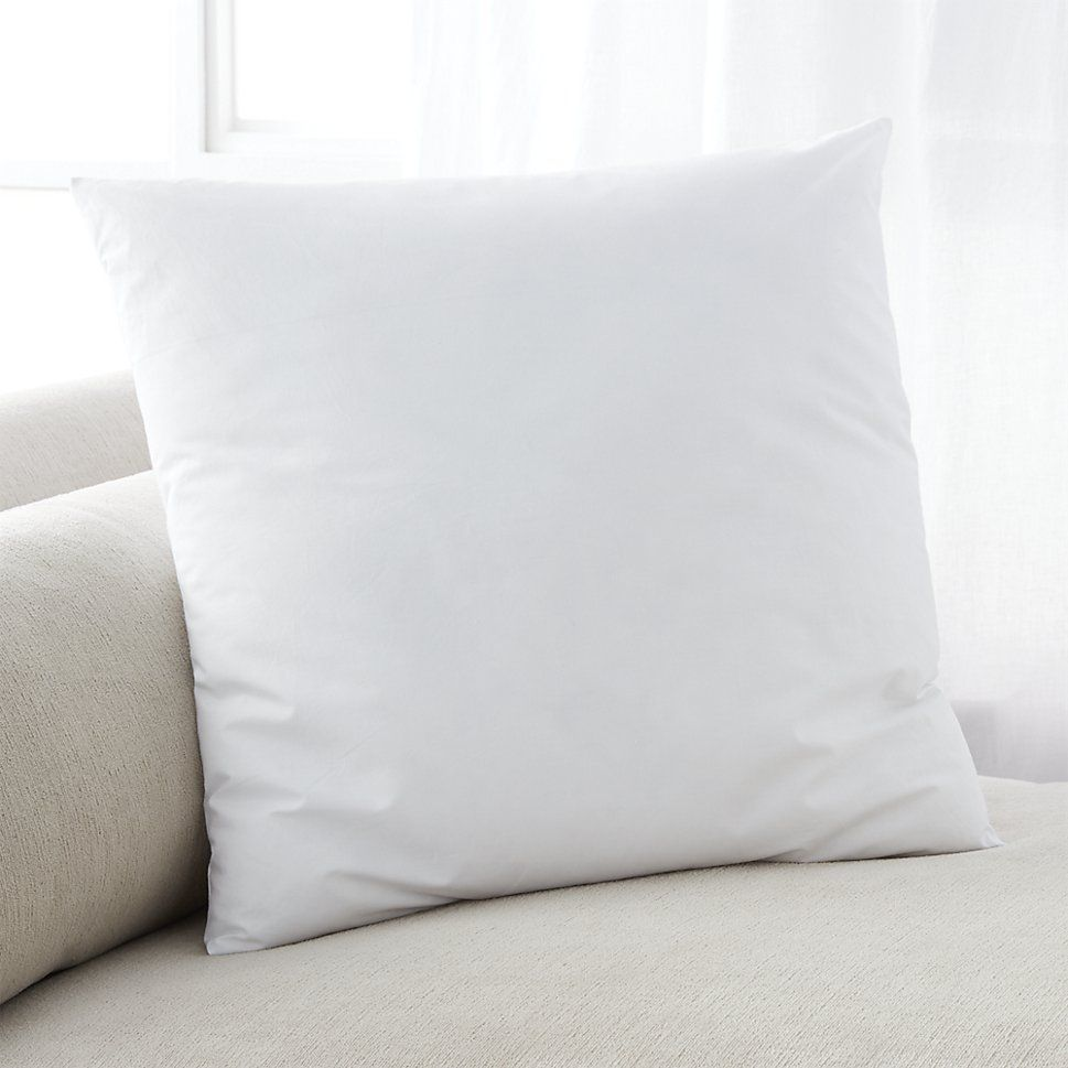 pillow cushion walmart insert stuffer blanket of x premium set hypoallergenic gallery