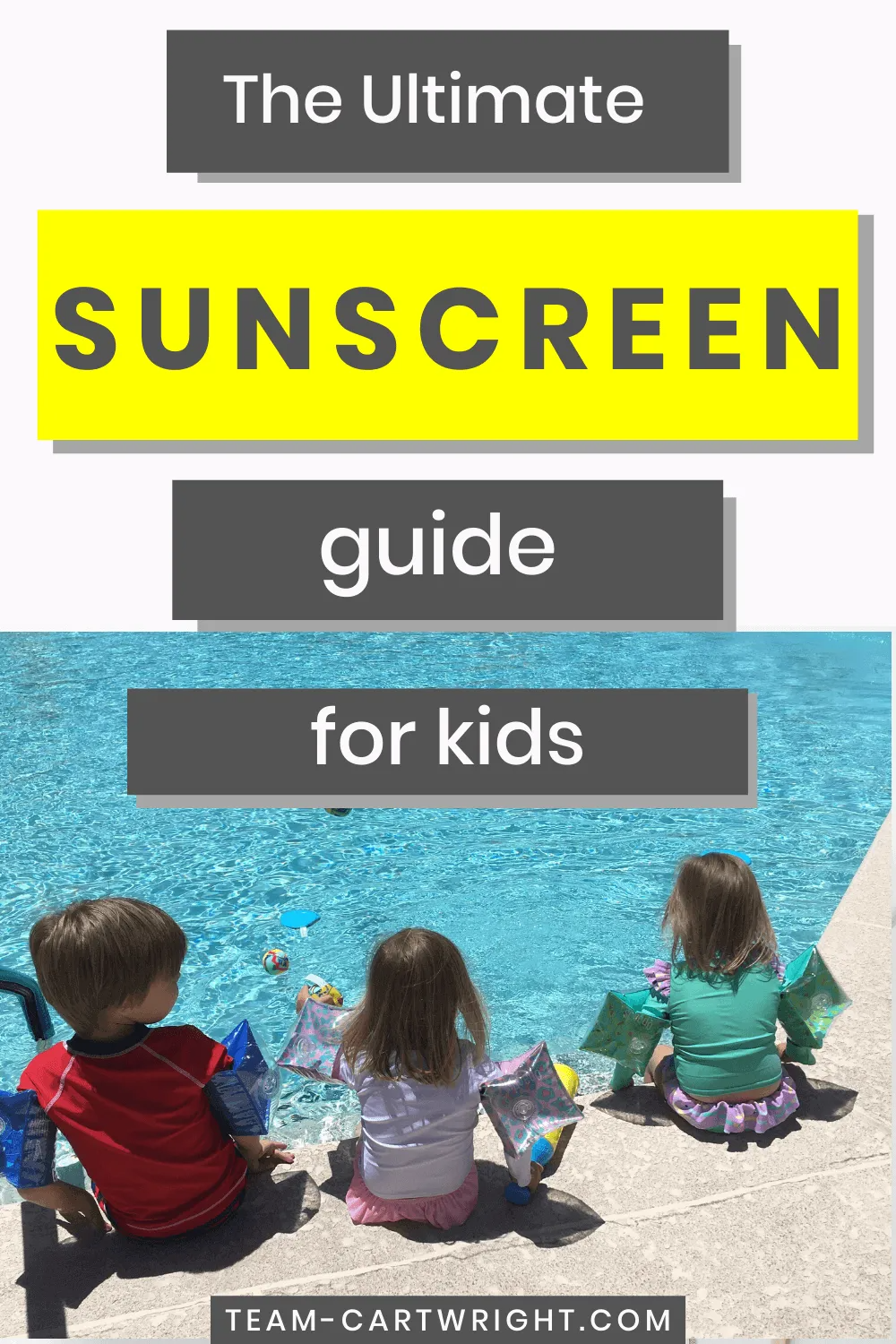 Everything You Need to Know About SPF and Kids Team