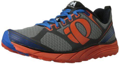 Pearl Izumi - Run Men's EM Trail M 2 Trail Running Shoe,Grey/Black,10 D US ** Click image for more details.