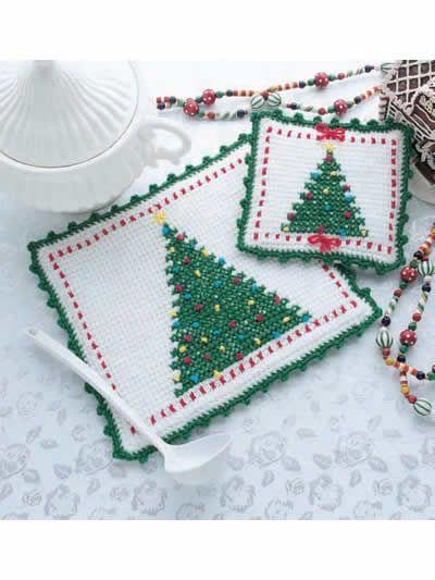 Unique And Fun Crochet Potholder Patterns Christmas Crochet Patterns Christmas Crochet Patterns Free Christmas Crochet