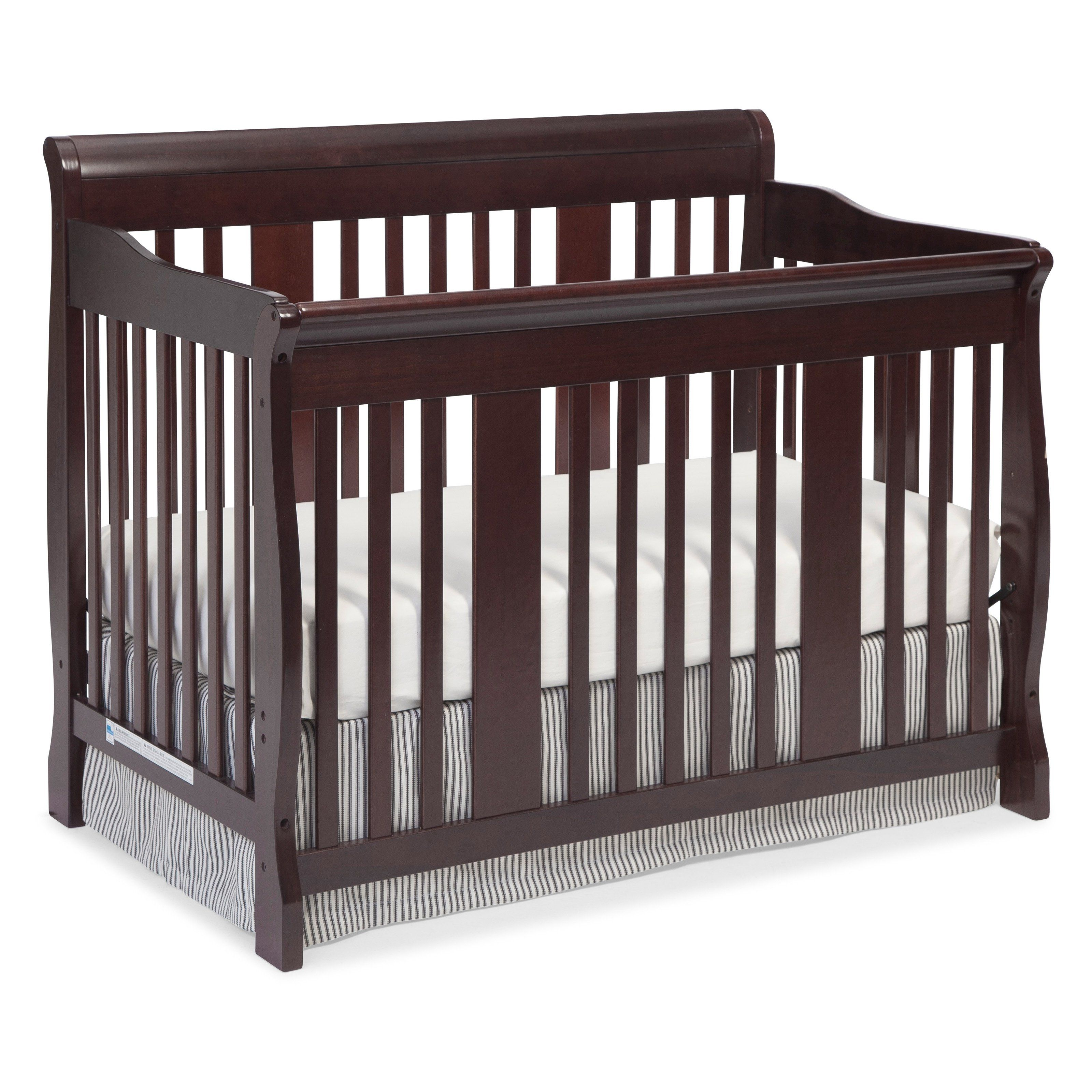 Delta Children Madrid 4 In 1 Fixed Side Convertible Crib Choose
