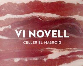 Vi Novell. Celler Masroig.