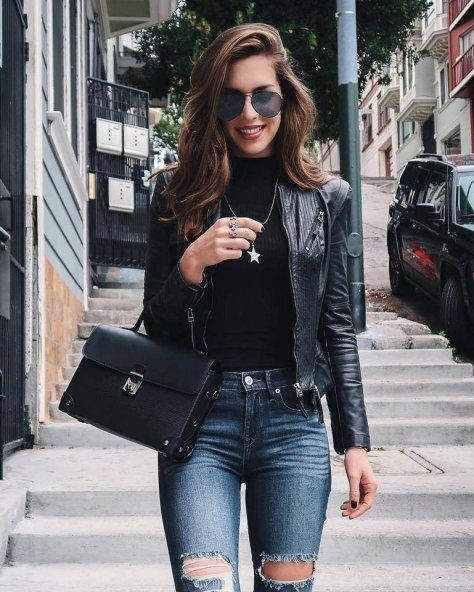 Casual Outfit Ideas For Winter 2017