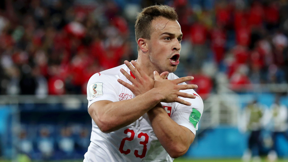 Liverpool Leave Shaqiri Out Of Squad To Face Red Star Amid Safety Concerns Soccer World Cup 2018 World Sports News Soccer World