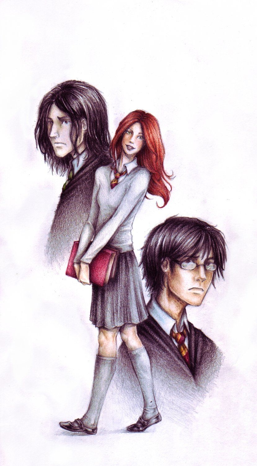 Lily's Choice by Achen089 on DeviantArt