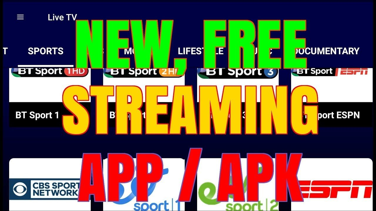 BRAND NEW LIVE TV APK IS IT THE BEST SO FAR ?? YouTube