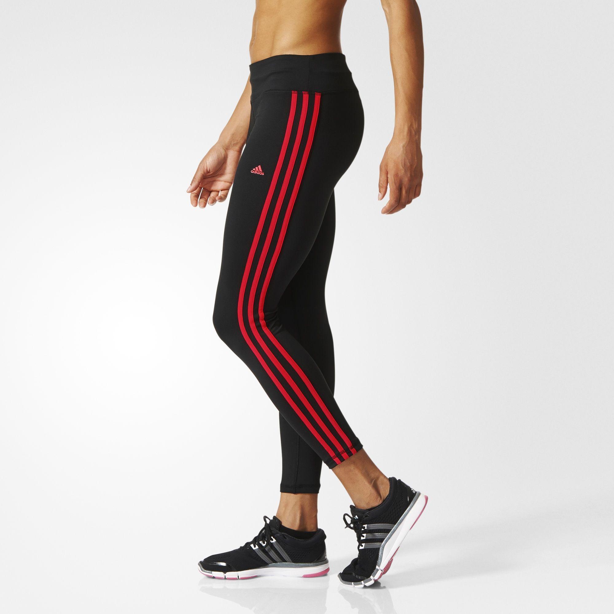 Women's Basic 3-Stripes Long Tights