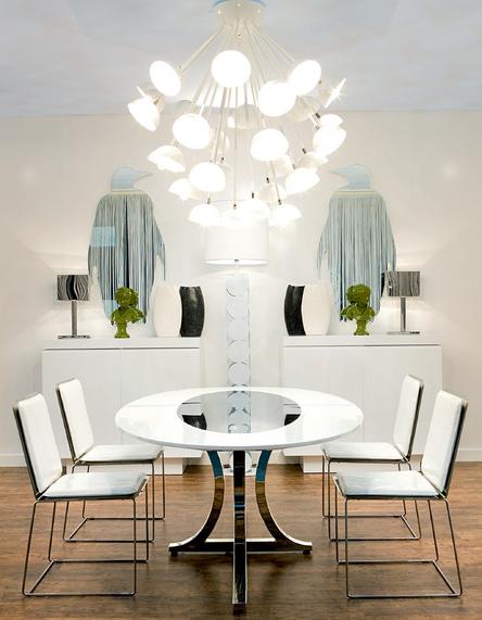 Technique Tip Symmetrical Balance Art Deco Interior Design Interior Design Furniture Interior Deco