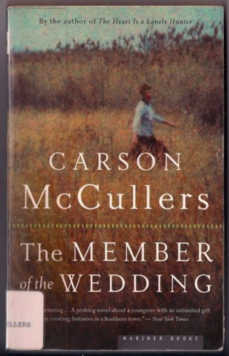 The Member Of The Wedding Books Book Worth Reading Book Authors