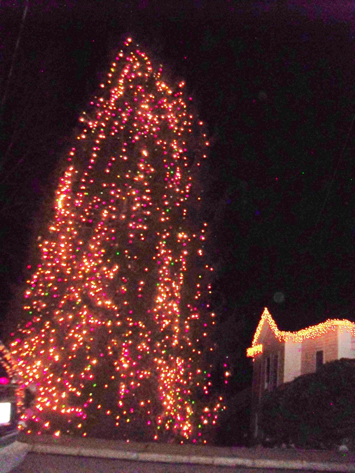 McAdenville NC See an Entire Town Decked Out in