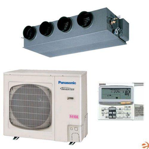 36pef1u6 Heat Pump Concealed Duct Mini Split System 31 200 By