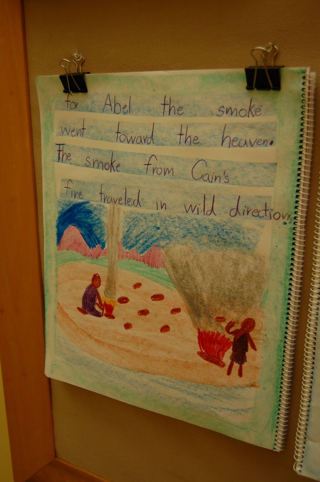 Cain And Abel 3rd Grade Waldorf Homeschool