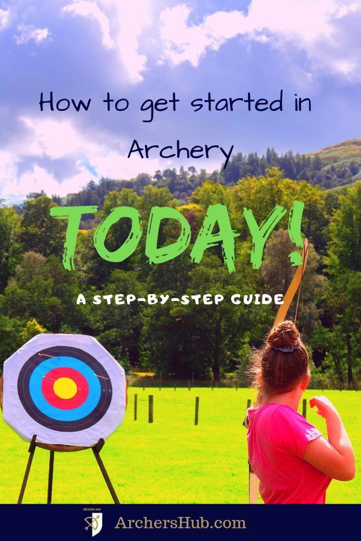 A StepbyStep Guide for How to get started in Archery