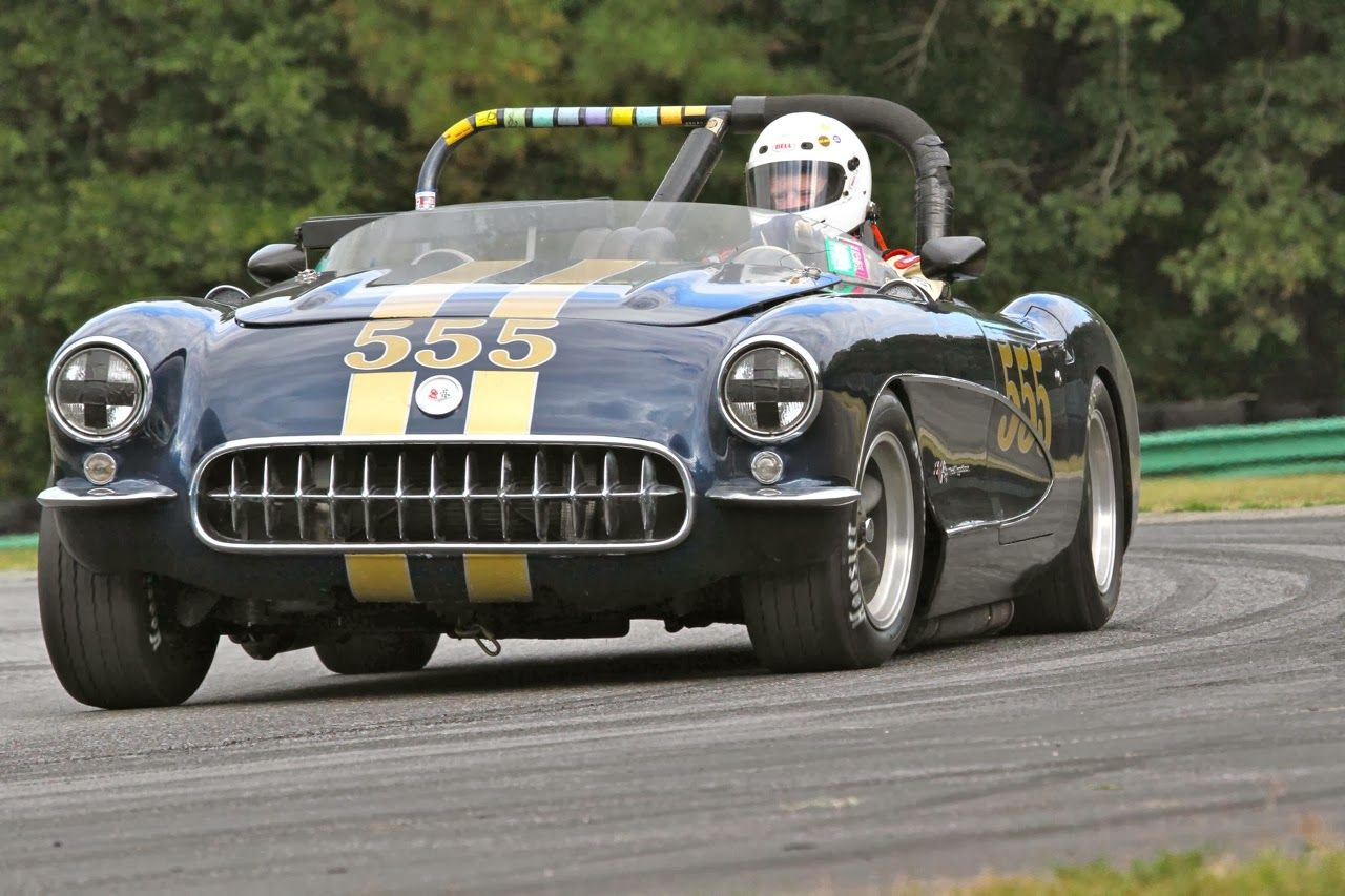 Car Guy Chronicles: CORVETTES & MOTOWN MUSCLE: VIR GOLD CUP!