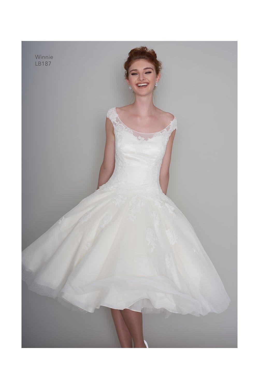 15+ Polka dot wedding dress short ideas