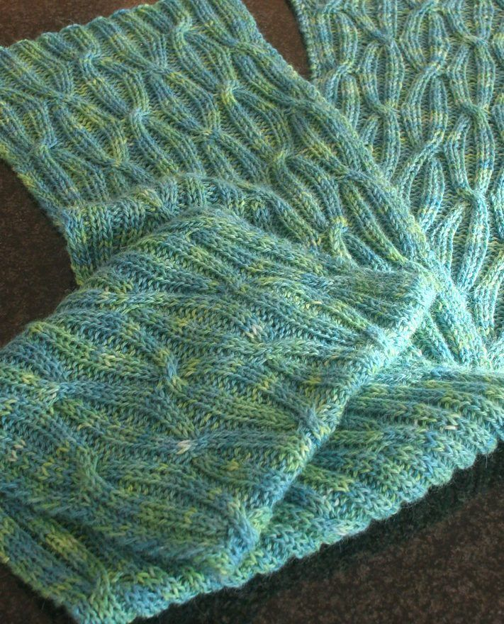 Reversible Cable Knitting Patterns | Dos agujas, Tejido y Tartas