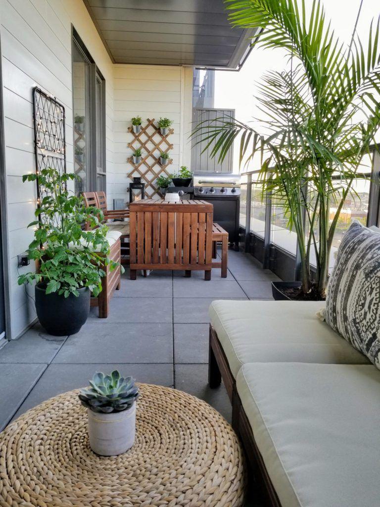 Balcony Garden Ideas: How to Plant an Urban Herb Garden ...