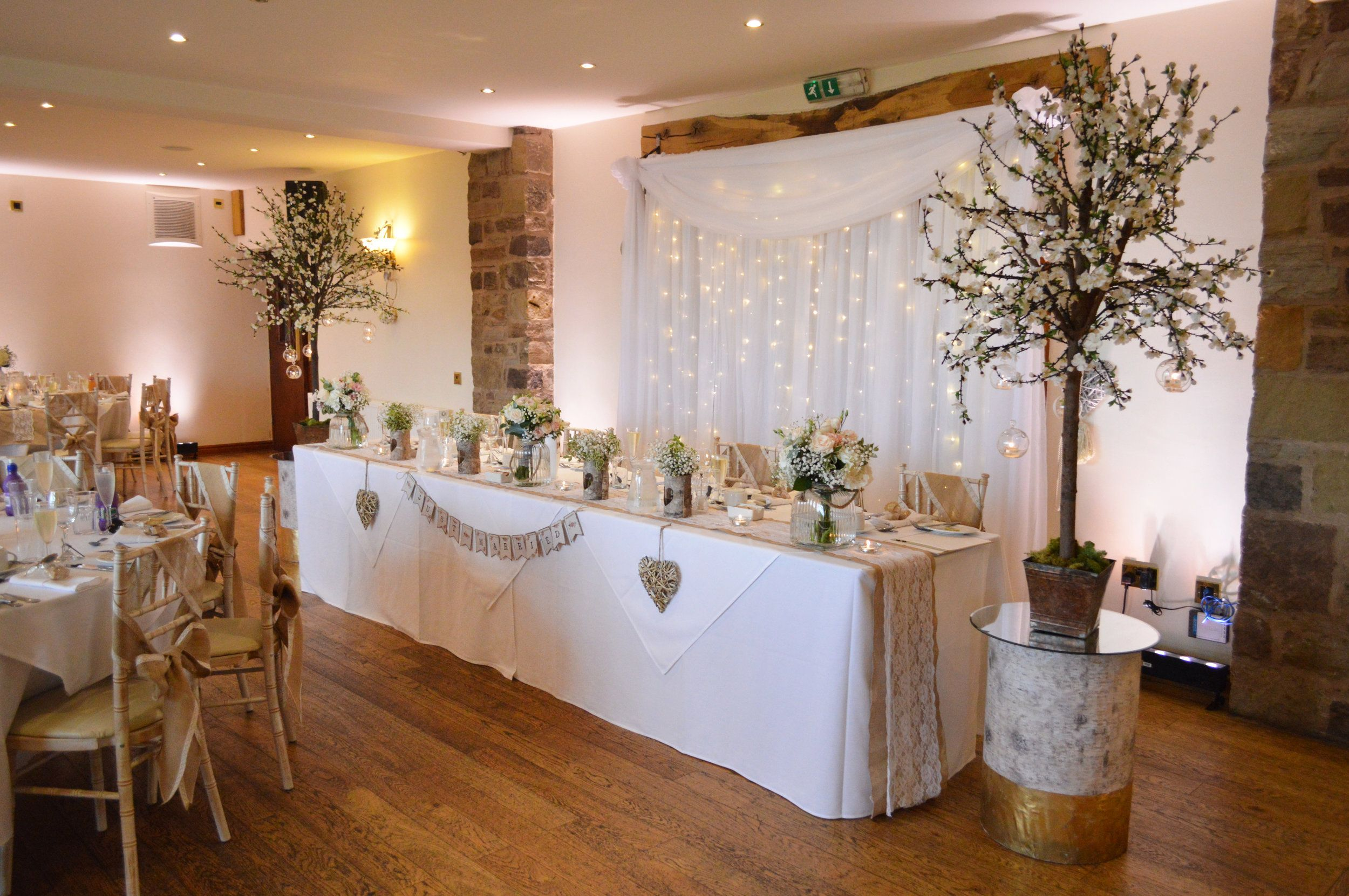 Decor Packages and Creative — Beeston Manor Wedding and ...