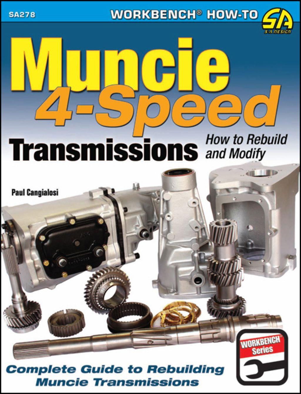 Muncie 4Speed Transmissions (eBook) in 2020 Muncie