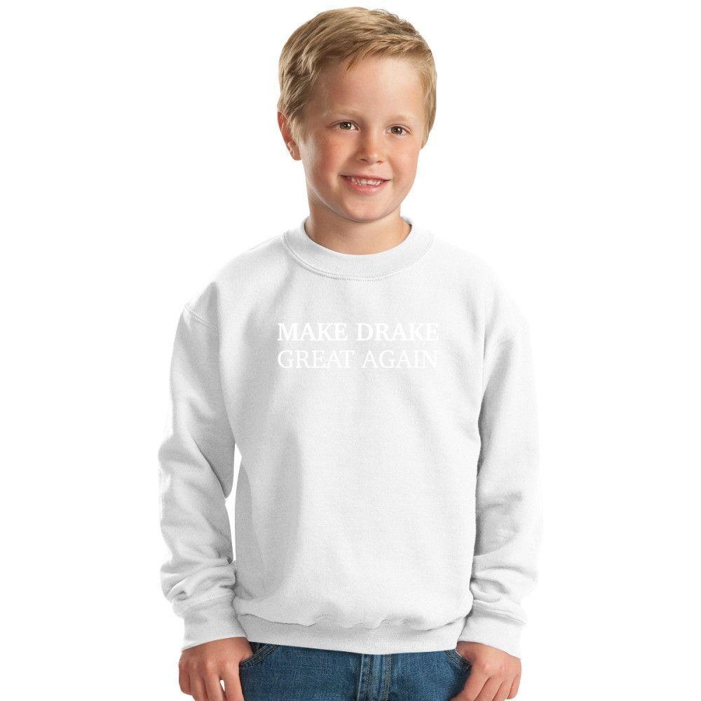 Make Drake Great Again Kids Sweatshirt