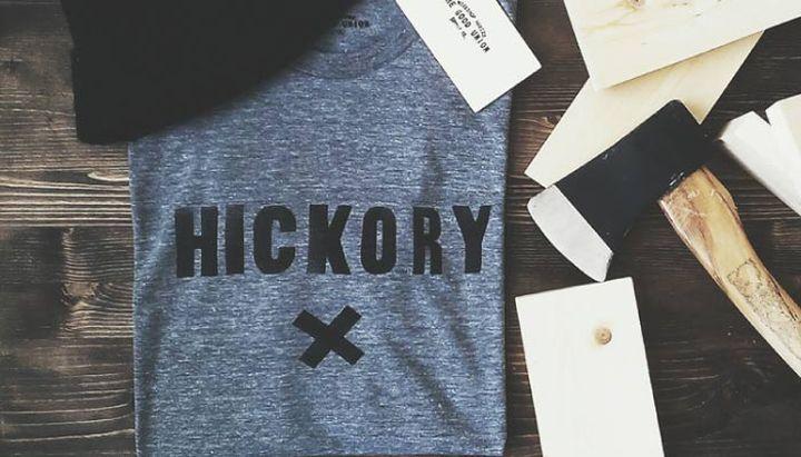 Hickory X | Rawtee