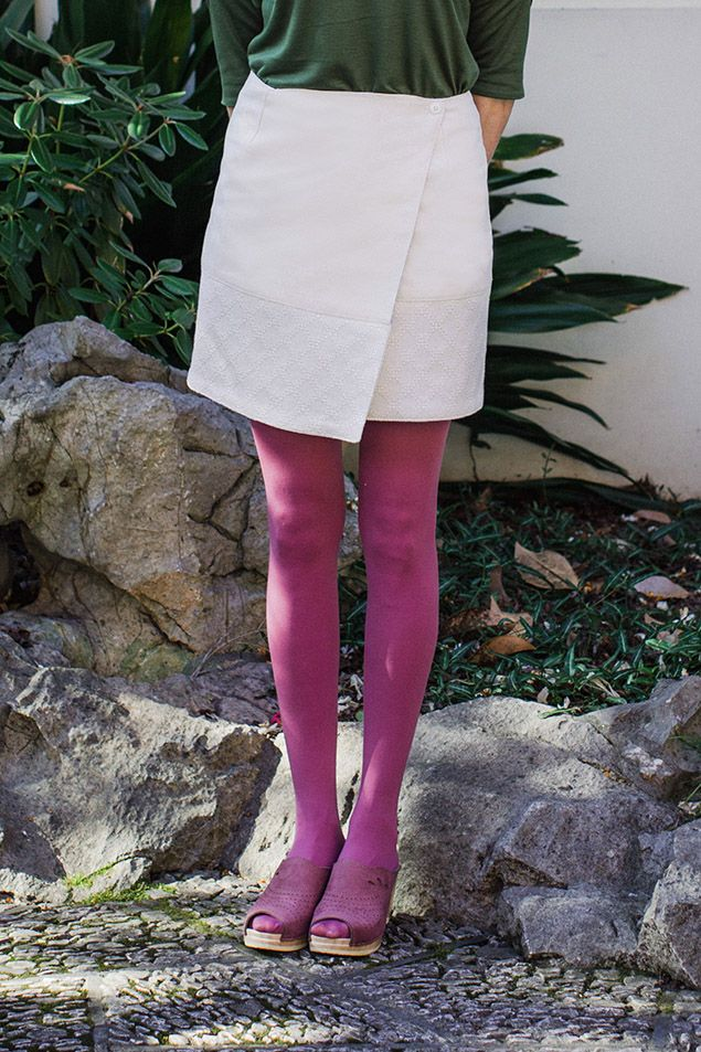 Osaka skirt - sewing pattern from Seamwork. So cute and so many ...