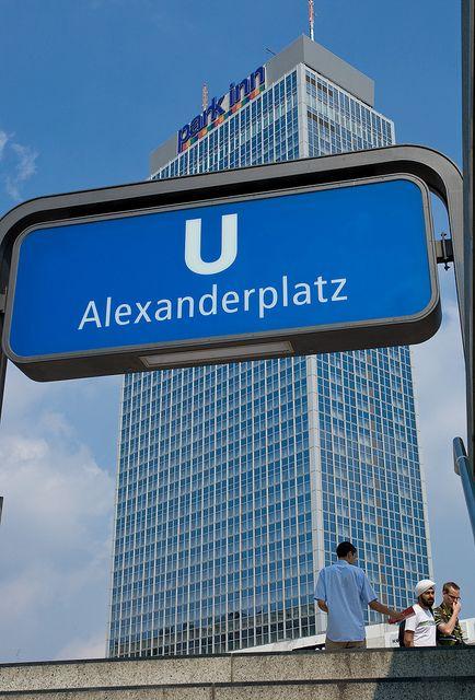 U-Bahn Alexanderplatz | Tube Alexanderplatz | © visitBerlin,…