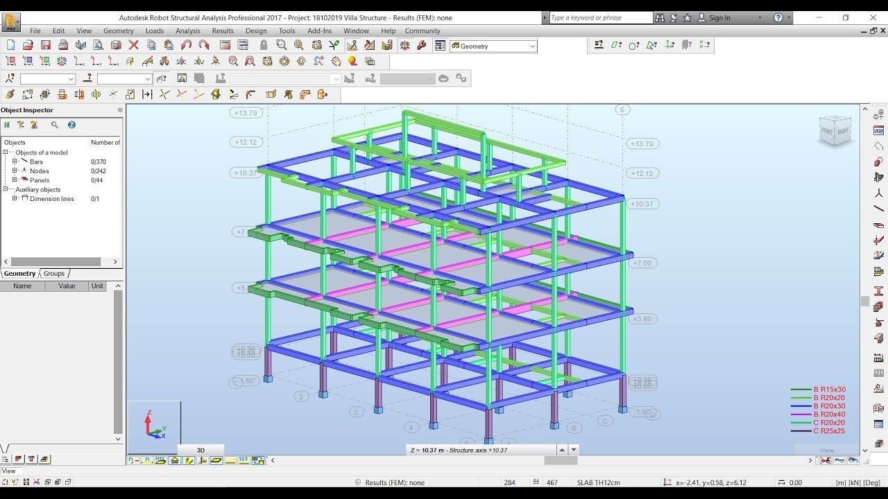 Autodesk Robot Structural Analysis Structure Linkhouse Structure Drawing Structural Analysis Autodesk Analysis