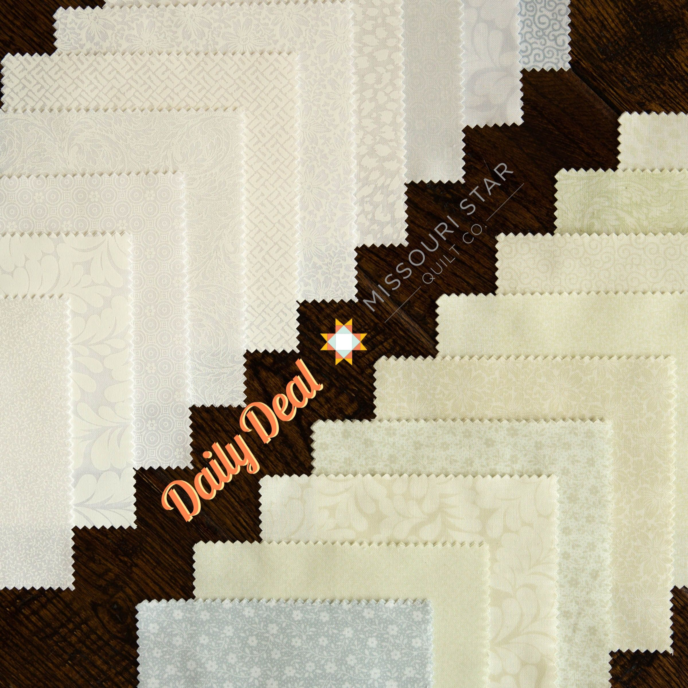 Today's Quilter Daily Deal — Missouri Star Quilt Co. | Fabric ... : missouri quilt company daily deals - Adamdwight.com
