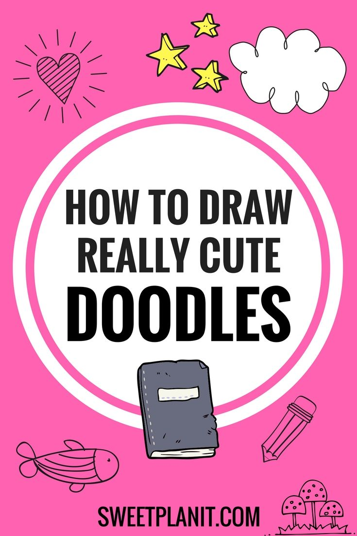 how to make a doodle journal