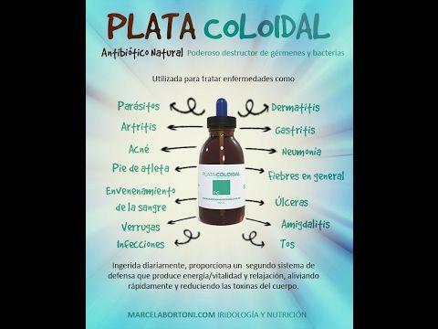 plata coliodial para próstata