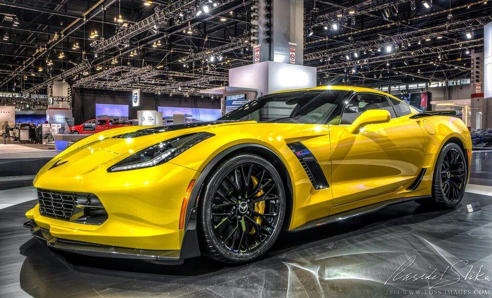Corvette, wow