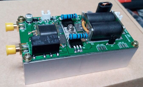 PD7MAA HOMEPAGE: DIY kits 70W SSB linear HF Power Amplifier For