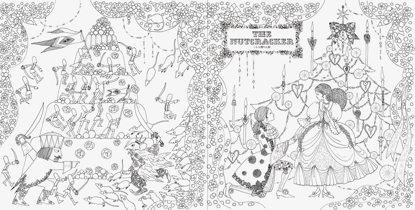 Buy Fairy Tale Colouring Book Online At Low Prices In India
