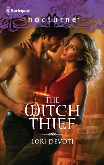 The Witch Thief, book 6 in Unbound series for Harlequin Nocturne.