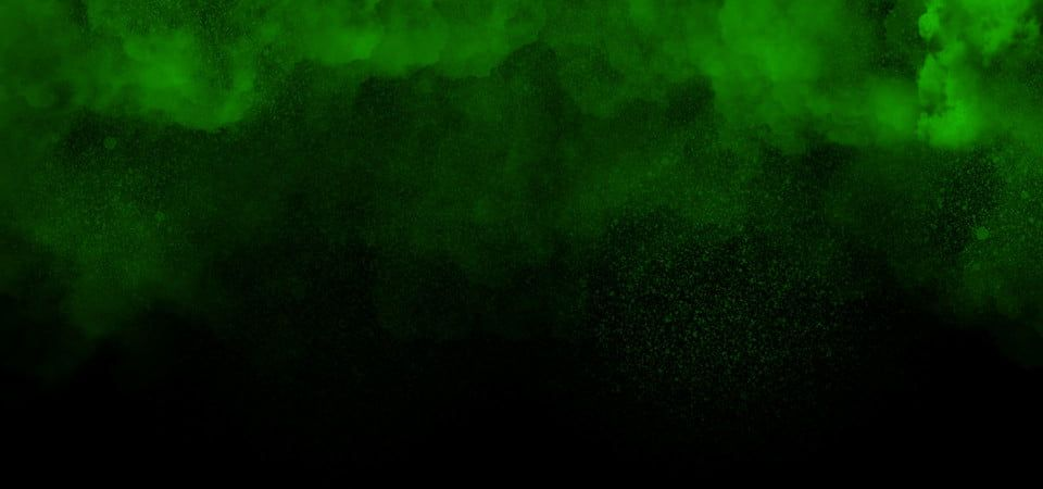 Green Cool Smoke Green And Black Background Dark Green Aesthetic Black Background Wallpaper