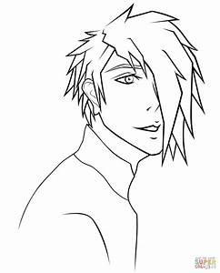 Anime Boy Coloring Pages Yahoo Image Search Results Coloring Pages For Boys Anime Guys Shirtless Anime Drawings Boy